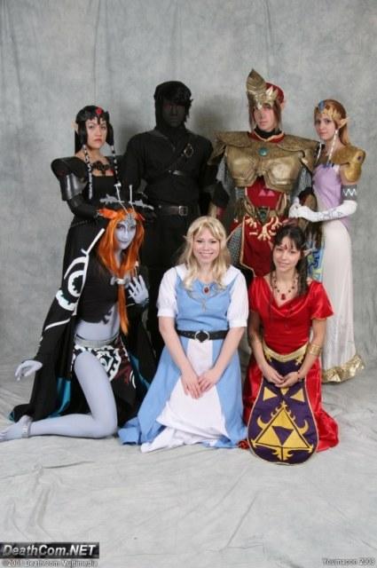 The North Castle Zelda Cosplay Gallery Forcebewitya