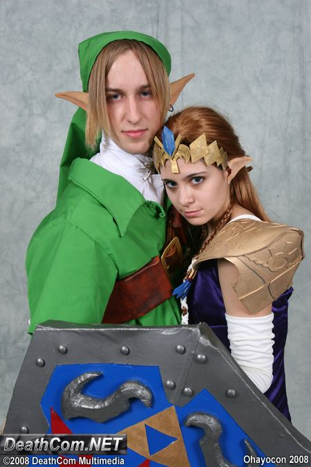 Link and Zelda. The Happy Couple  sc 1 st  North Castle & The North Castle Zelda Cosplay Gallery: Forcebewitya